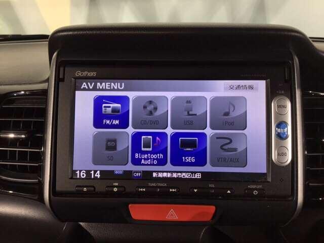 G SSパッケージ 4WD ETC メモリ-ナビ リヤカメラ(13枚目)