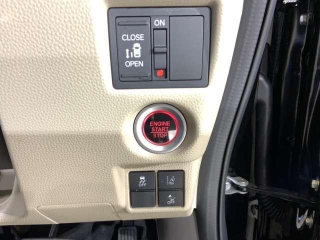 左側電動スライドドアで、小さなお子様も安心して乗り降り出来ます。VSAが、走行中の車のタイヤのスリップを感知して、安全な走行を確保します。