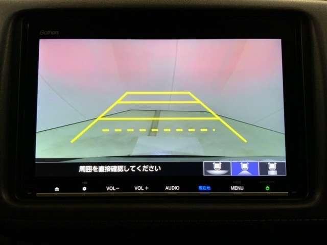 X・ホンダセンシング 弊社デモカー 8インチMナビ 前後ドラレコ(9枚目)