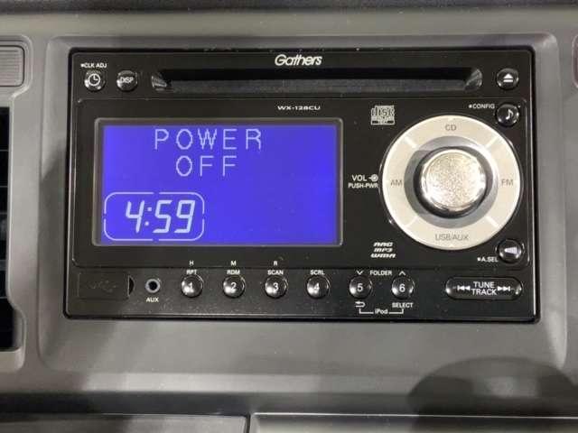 G 純正CD/USBチューナー スマートキー(4枚目)