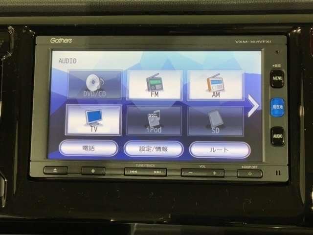 G・Lパッケージ メモリーナビ Rカメラ ETC HIDライト CD(5枚目)