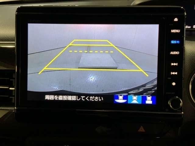 G・EXターボホンダセンシング 8インチMナビ Rカメラ 両側電ドア ETC CD(6枚目)