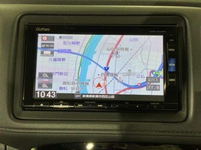ハイブリッドZ・ホンダセンシング メモリーナビ Rカメラ ETC スマートキー CD(4枚目)