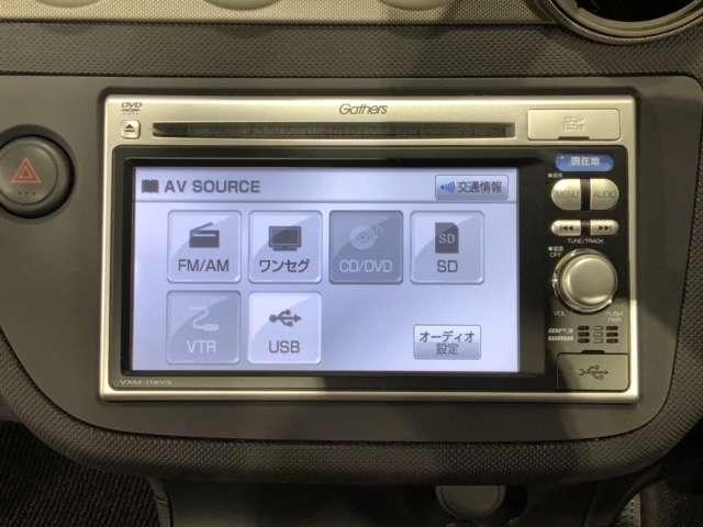 タイプS メモリーナビ ETC CD USB DVD ワンセグ ETC キーレス キセノン CDコンポ エアコン パワステ 盗難防止システム AW(5枚目)