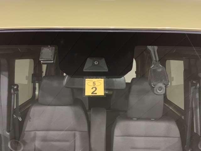 ファン 弊社デモカー 8インチMナビ 前後ドラレコ スマートキー ETC オートエアコン ナビTV 盗難防止システム Iストップ LEDヘッドランプ バックカメラ メモリーナビ(3枚目)