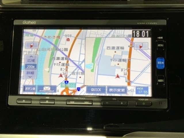S ホンダセンシング メモリーナビ Rカメラ 前ドラレコ ETC CD(4枚目)