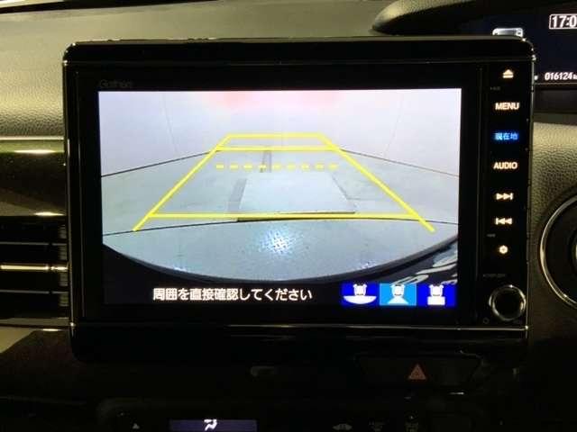 G・EXホンダセンシング 8インチMナビ 前ドラレコ Rカメラ ETC CD(6枚目)
