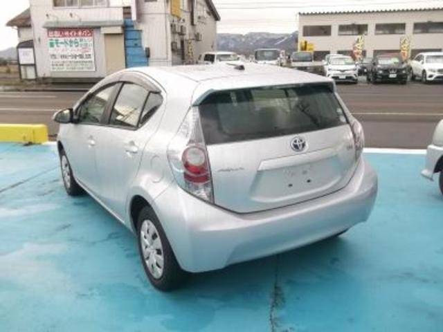 トヨタ アクア L CVT