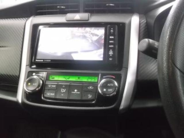 トヨタ カローラフィールダー 1.5G エアロツアラー メモリーナビ地デジ