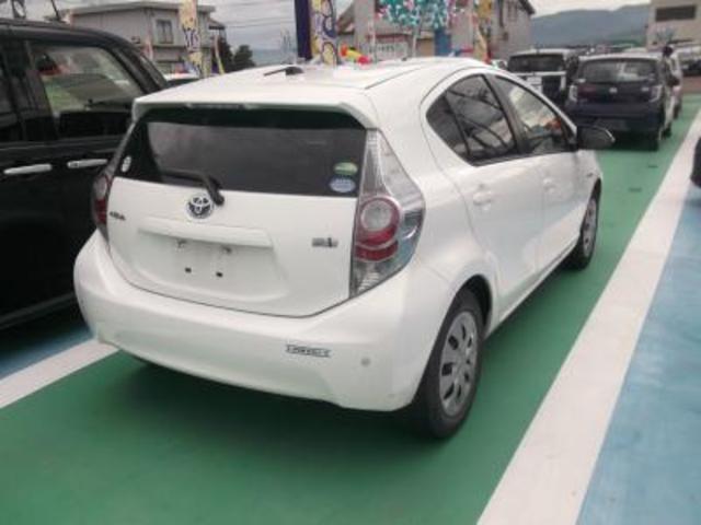 トヨタ アクア S CVT