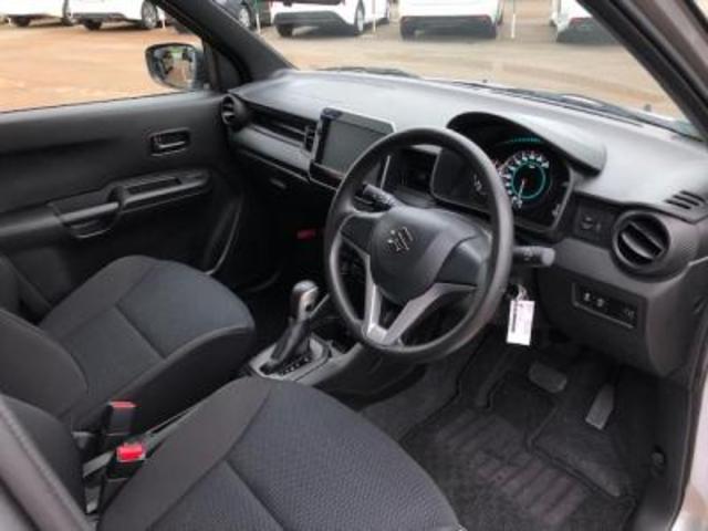 ハイブリッドMG 4WD CVT(9枚目)