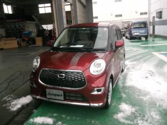「ダイハツ」「キャスト」「コンパクトカー」「新潟県」の中古車2