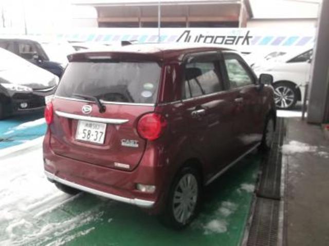 「ダイハツ」「キャスト」「コンパクトカー」「新潟県」の中古車3