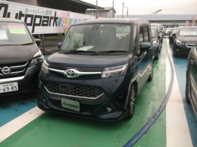 「トヨタ」「タンク」「ミニバン・ワンボックス」「新潟県」の中古車2