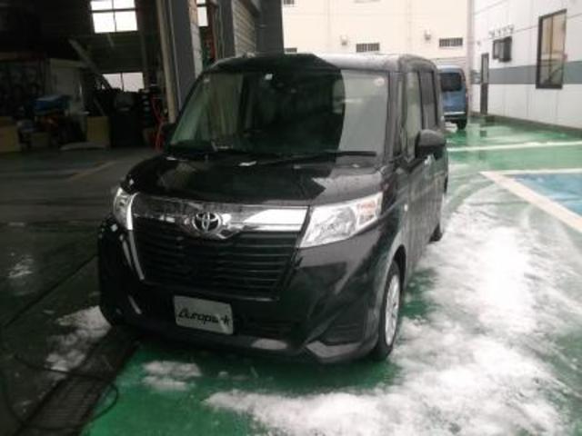 「トヨタ」「ルーミー」「ミニバン・ワンボックス」「新潟県」の中古車2