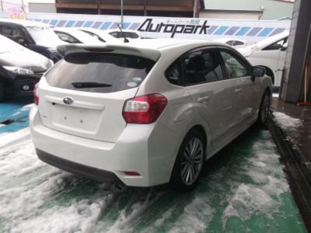 「スバル」「インプレッサ」「コンパクトカー」「新潟県」の中古車3