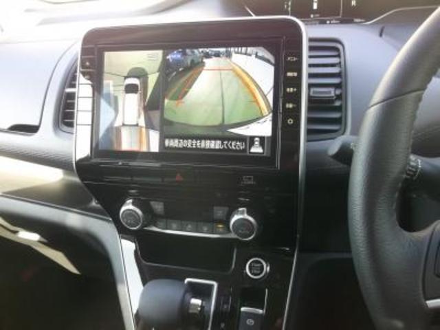 ハイウェイスターV フルエアロ エマージェンシーブレーキ キーフリー&プッシュスターター LEDヘッドライト 両側ハンズフリーオートスライドドア 16インチアルミ 9インチナビフルセグTV セーフティパックB(6枚目)
