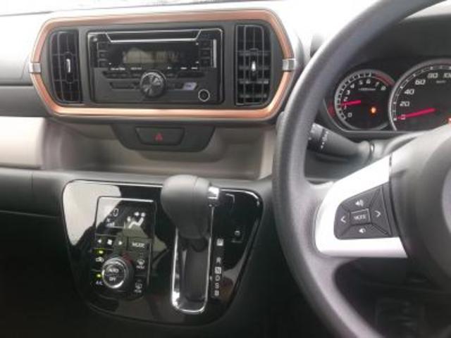 スタイル ブラックリミテッド SAIII 専用ブラックツートンカラー パノラマモニターナビ装着UPグレードPKG LEDフォグ スマートアシスト3 スエード調トリコットシート LEDヘッドライト キーフリー&プッシュスターター(6枚目)