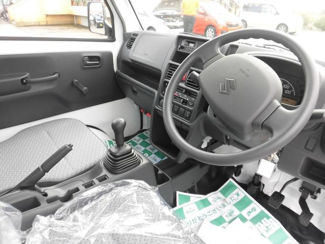 KCエアコン・パワステ 4WD(16枚目)