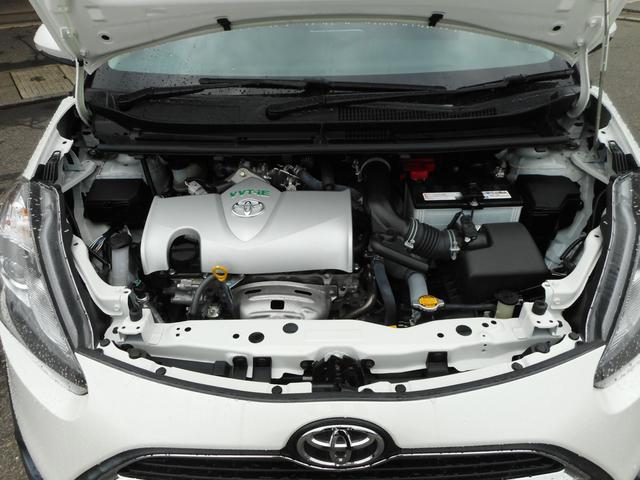 G 純正SDナビ フルセグTV バックモニター トヨタセーフティセンス キーフリープッシュスタート 両側パワースライドドア ステアリングオーディオスイッチ 社外15インチアルミホイール(17枚目)