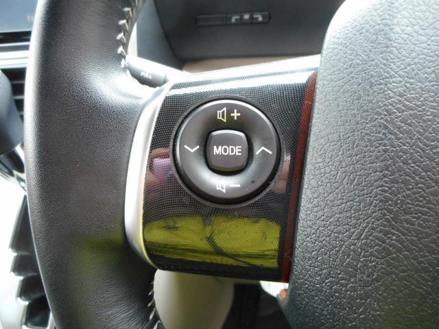 G 純正SDナビ フルセグTV バックモニター トヨタセーフティセンス キーフリープッシュスタート 両側パワースライドドア ステアリングオーディオスイッチ 社外15インチアルミホイール(31枚目)