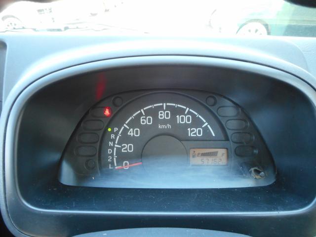M パートタイム4WD エアコン パワステ 運転席エアバック オートマ AM/FMラジオ(14枚目)
