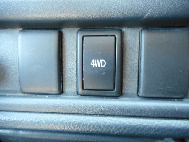 M パートタイム4WD エアコン パワステ 運転席エアバック オートマ AM/FMラジオ(17枚目)