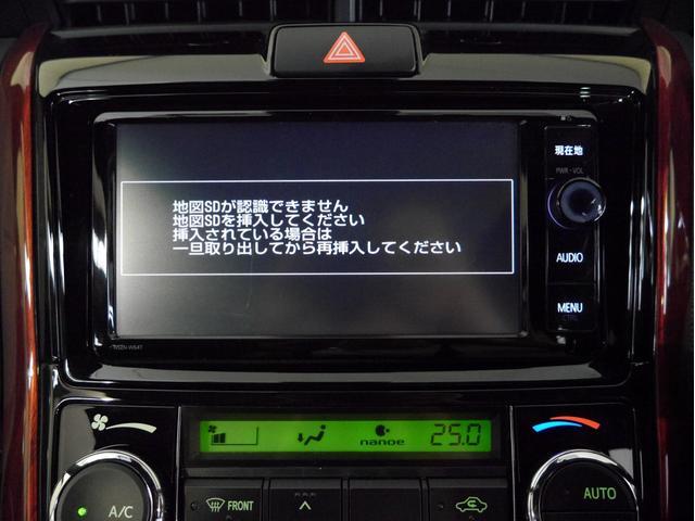 トヨタ カローラフィールダー ハイブリッドG ダブルバイビー 純正SDナビ フルセグTV