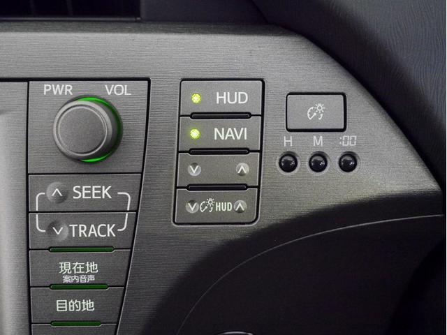■ヘッドアップディスプレイが装備されたお車です☆