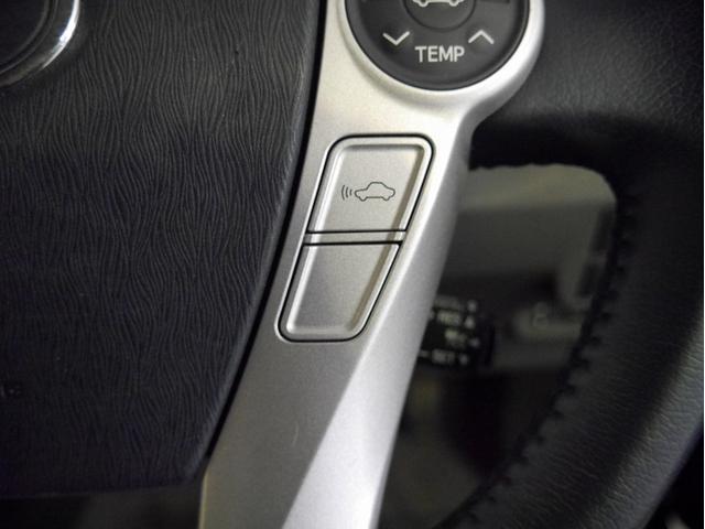 ■クルーズコントロールを使用中、車間距離を設定することができます♪