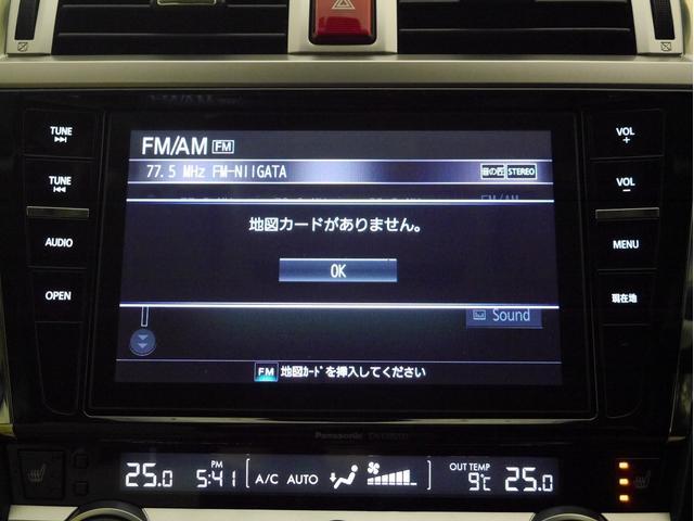 リミテッド アイサイト 4WD 純正SDナビ フルセグTV(6枚目)