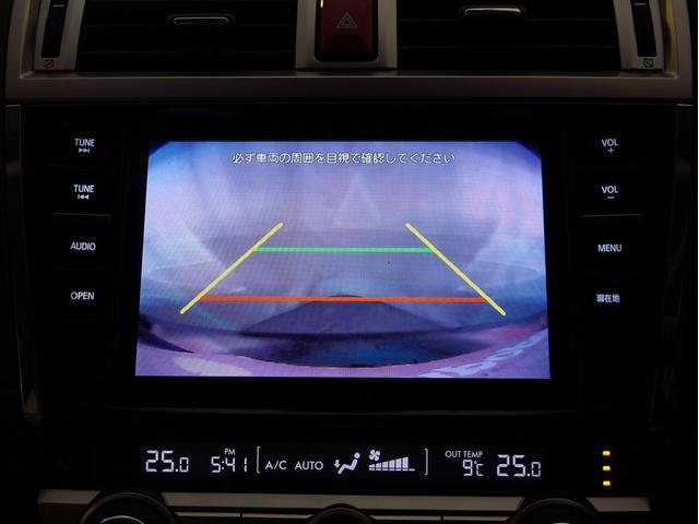 リミテッド アイサイト 4WD 純正SDナビ フルセグTV(7枚目)