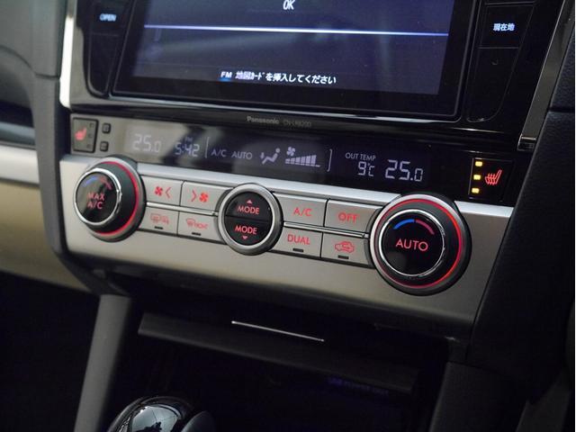リミテッド アイサイト 4WD 純正SDナビ フルセグTV(18枚目)