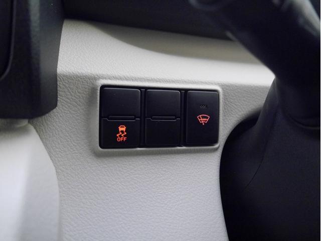 ■横滑り防止OFFスイッチ(滑りやすい路面で横滑りをおさえてくれます♪)