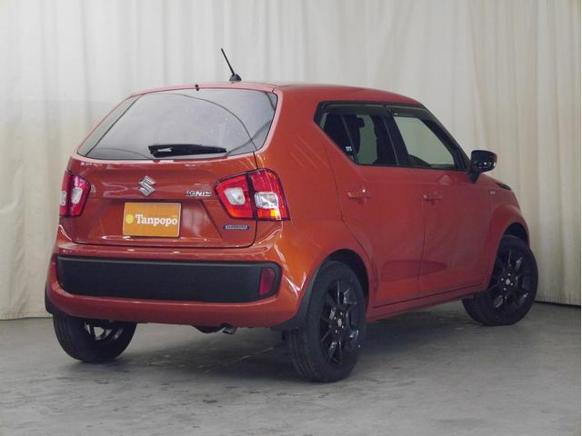 ハイブリッドMX 4WD 社外CDデッキ 前席シートヒーター(2枚目)
