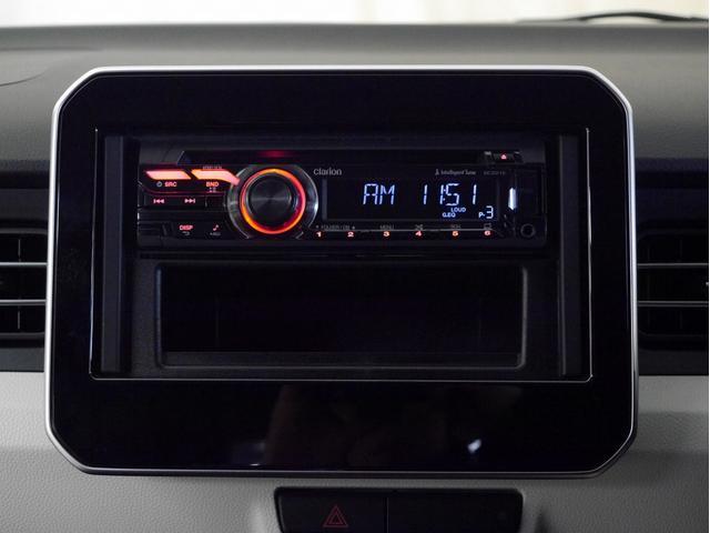 ハイブリッドMX 4WD 社外CDデッキ 前席シートヒーター(6枚目)
