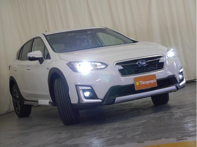 「スバル」「XVハイブリッド」「SUV・クロカン」「新潟県」の中古車3