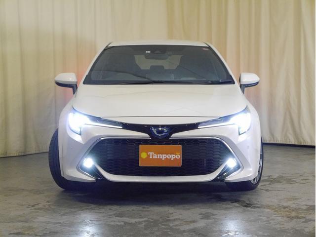 「トヨタ」「カローラスポーツ」「コンパクトカー」「新潟県」の中古車9