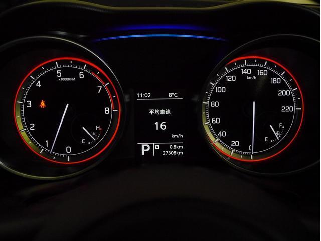XGリミテッド 衝突被害軽減ブレーキ LEDヘッドライト 運転席シートヒーター アダプティブクルーズコントロール レザーハンドル スマートキー(19枚目)