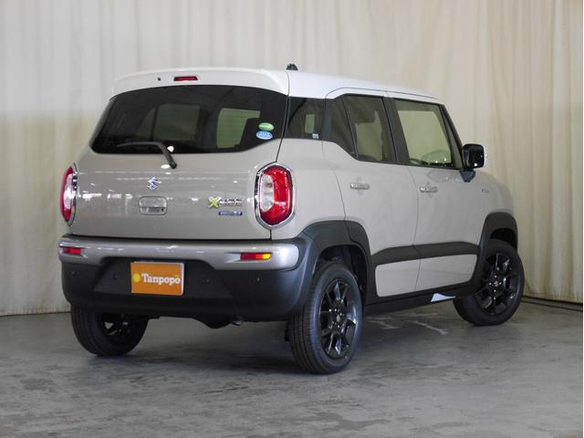 ハイブリッドMZ 4WD 登録済未使用車 純正16インチアルミホイール LEDヘッドライト シートヒーター クルーズコントロール ステアリングスイッチ スマートキー(2枚目)