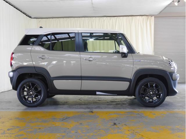 ハイブリッドMZ 4WD 登録済未使用車 純正16インチアルミホイール LEDヘッドライト シートヒーター クルーズコントロール ステアリングスイッチ スマートキー(9枚目)