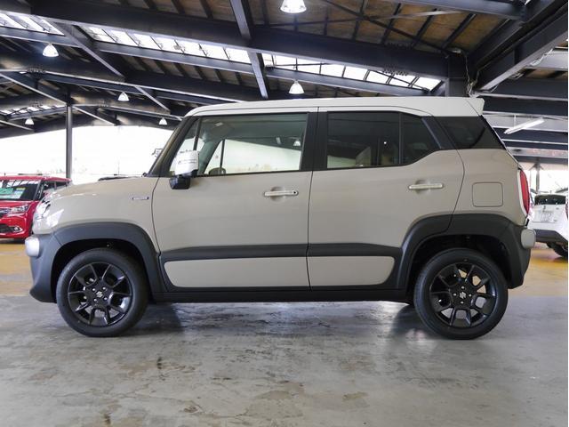 ハイブリッドMZ 4WD 登録済未使用車 純正16インチアルミホイール LEDヘッドライト シートヒーター クルーズコントロール ステアリングスイッチ スマートキー(10枚目)