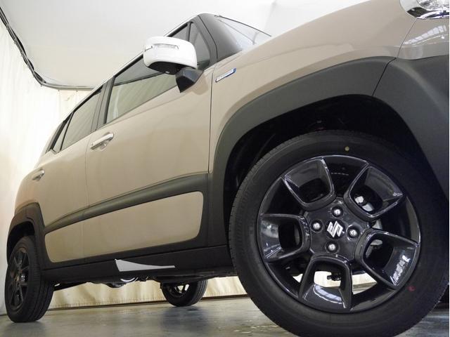 ハイブリッドMZ 4WD 登録済未使用車 純正16インチアルミホイール LEDヘッドライト シートヒーター クルーズコントロール ステアリングスイッチ スマートキー(11枚目)