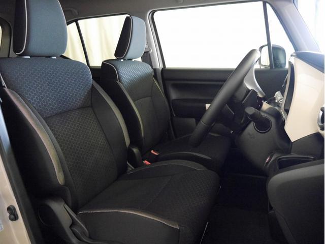 ハイブリッドMZ 4WD 登録済未使用車 純正16インチアルミホイール LEDヘッドライト シートヒーター クルーズコントロール ステアリングスイッチ スマートキー(12枚目)
