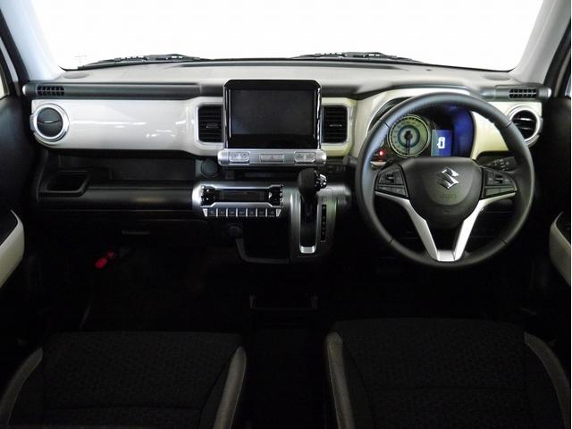 ハイブリッドMZ 4WD 登録済未使用車 純正16インチアルミホイール LEDヘッドライト シートヒーター クルーズコントロール ステアリングスイッチ スマートキー(15枚目)