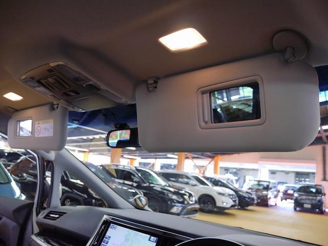 2.5Z 11インチ外ナビ/フルセグTV 12.8インチフリップダウンモニター 前後ドラレコ レザー調シートカバー LEDヘッドライト アロマユニット ETC バックカメラ スマートキー 両側PSドア(40枚目)