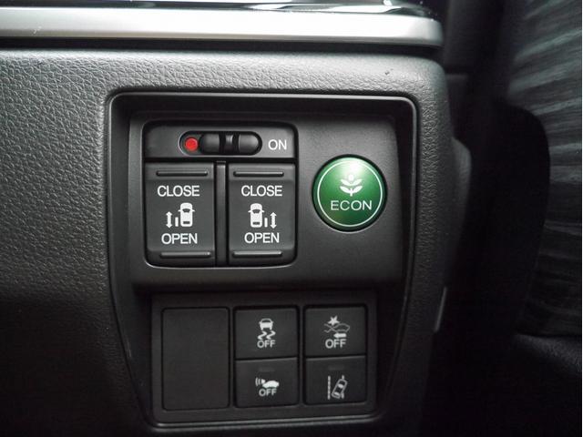 ハイブリッドアブソルート・ホンダセンシングEXパック 7人乗り 純正ナビ フルセグTV 11インチ後席モニター ドラレコ 両側パワースライドドア LEDヘッドライト ハロゲンフォグ シートヒーター USBポート プラズマクラスターエアコン(20枚目)