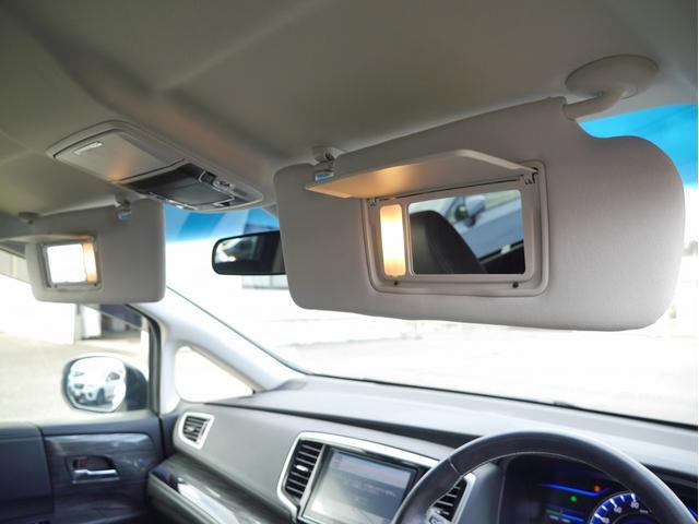 ハイブリッドアブソルート・ホンダセンシングEXパック 7人乗り 純正ナビ フルセグTV 11インチ後席モニター ドラレコ 両側パワースライドドア LEDヘッドライト ハロゲンフォグ シートヒーター USBポート プラズマクラスターエアコン(36枚目)