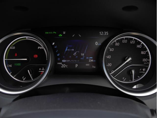 WSブラックエディション 登録済未使用車 TRDエアロパーツセット Tコネクトナビキット ディスプレイオーディオ 衝突被害軽減ブレーキ 純正18インチアルミホイール ETC2.0 スマートキー(18枚目)
