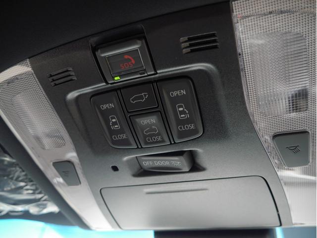 2.5Z ゴールデンアイズ 7人乗り 登録済未使用車 ツインムーンルーフ 後席ディスプレイ 純正18インチアルミホイール トヨタコネクトナビキット 両側パワースライドドア LEDヘッドライト ETC クルーズコントロール(20枚目)